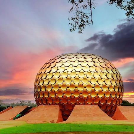 Auroville - A global town in India