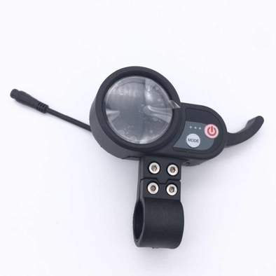 LCD DISPLAY THROTTLE TOURING 48V
