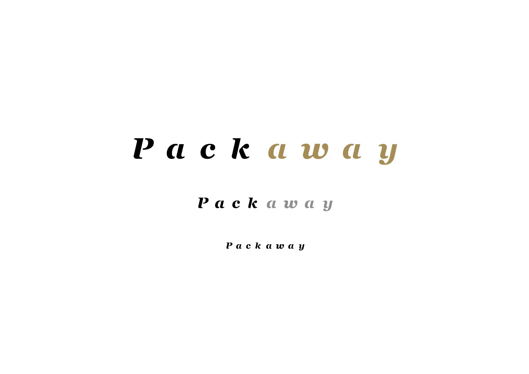 PACKAWAY