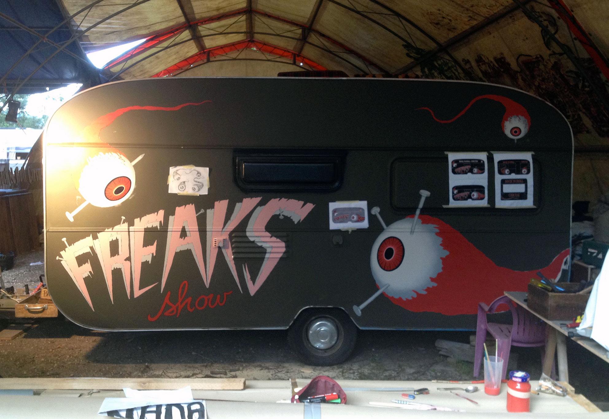 Freaks show