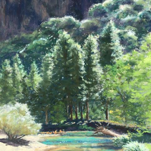 Late Light- Yosemite
