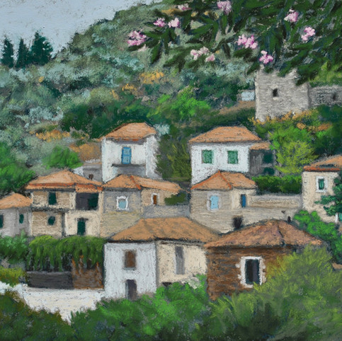 Village Houses, Pigi