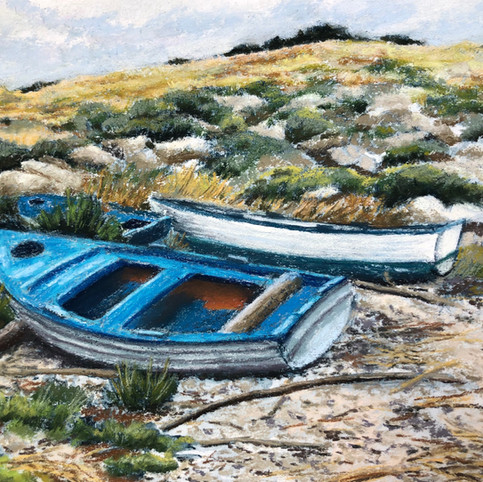 Beached Boats, Tainaron