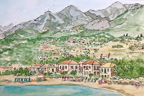 Stoupa Village