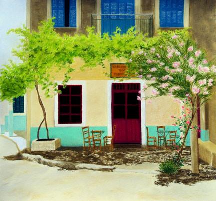 Kafe Kardamyli