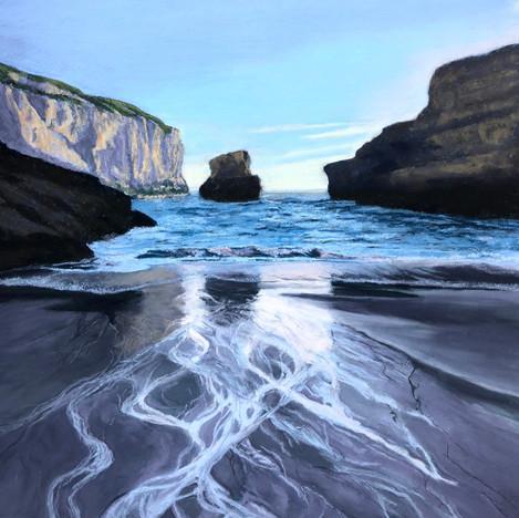 Rivulets, Shark's Fin Cove