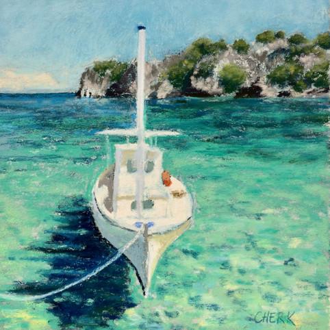 Boat in Nyfi