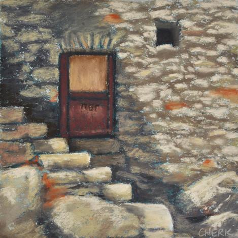 Door in Nyfi