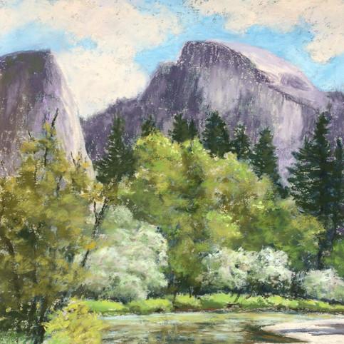 Half Dome- Yosemite