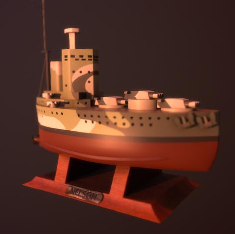 Chibi HMS Nelson