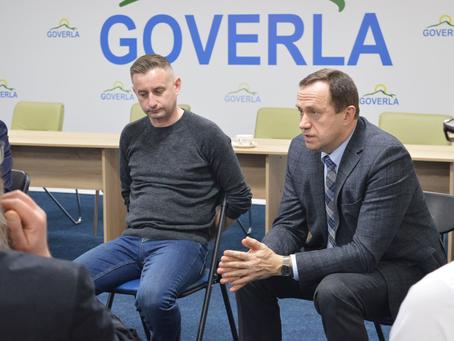 """Представники ініціативи """"Виборча рада"""" завітали до Харкова"""