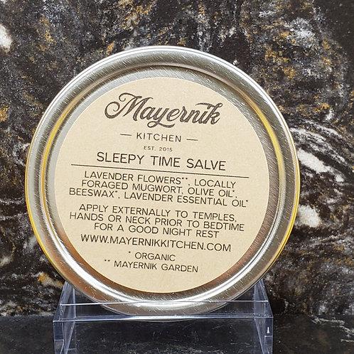 Mayernik Kitchen Sleepy Time Salve