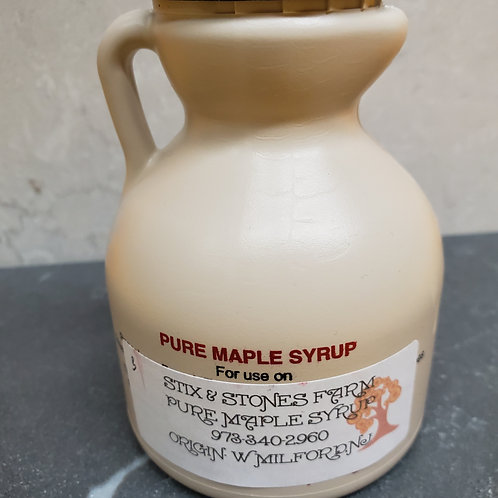 Stix & Stones Farms Maple Syrup