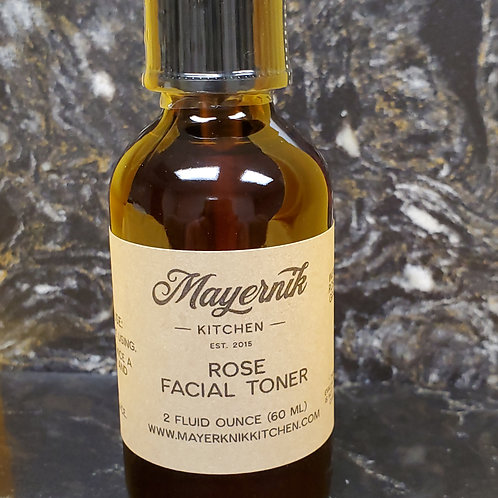 Mayernik Kitchen Rose Facial Toner Spray