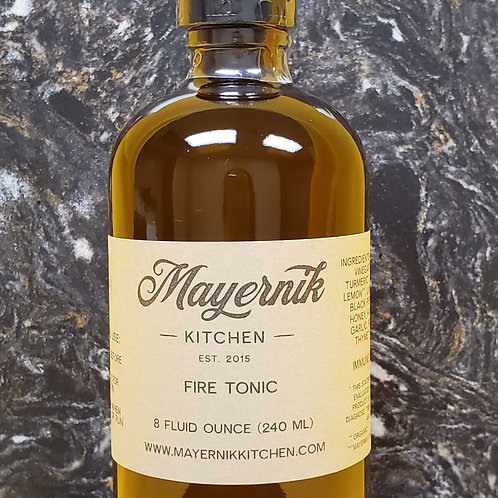 Mayernik Kitchen Fire Tonic (8oz)