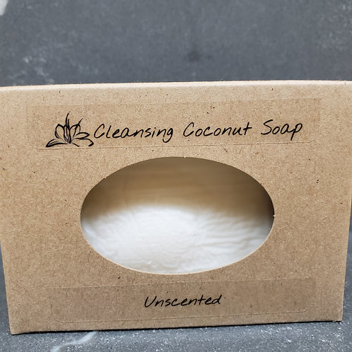 Soothing Herbals Cleansing Coconut Soap