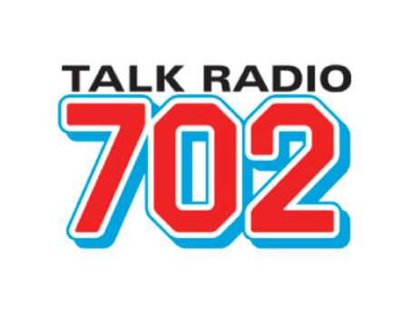 Radio 702 Interview