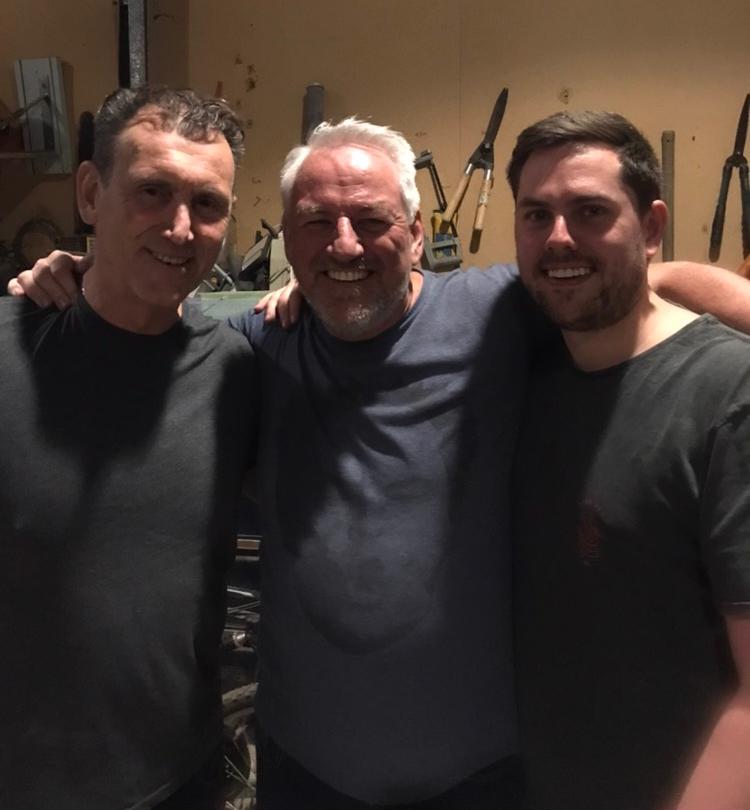Peter Daicos, Kyle's dad, Kyle