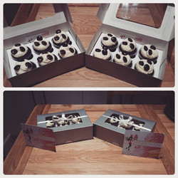 Minstrels Cupcakes