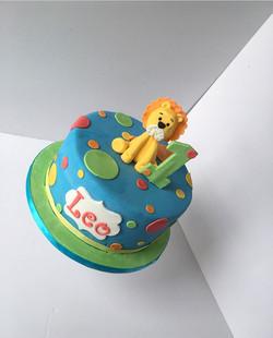 Leo he Lion