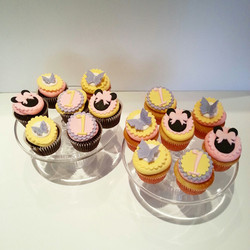 Minnie Mouse/ Butterfly Theme