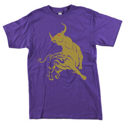 Fire-A-Bull (Metallic Gold)
