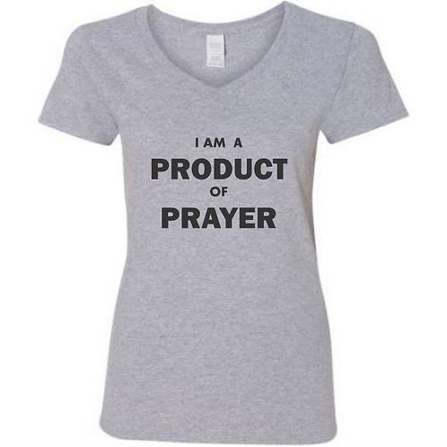 Product of Prayer