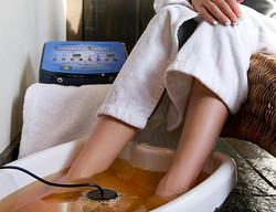 Ionic Detox Bath