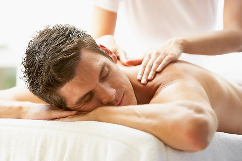 60 MINUTE MASSAGE