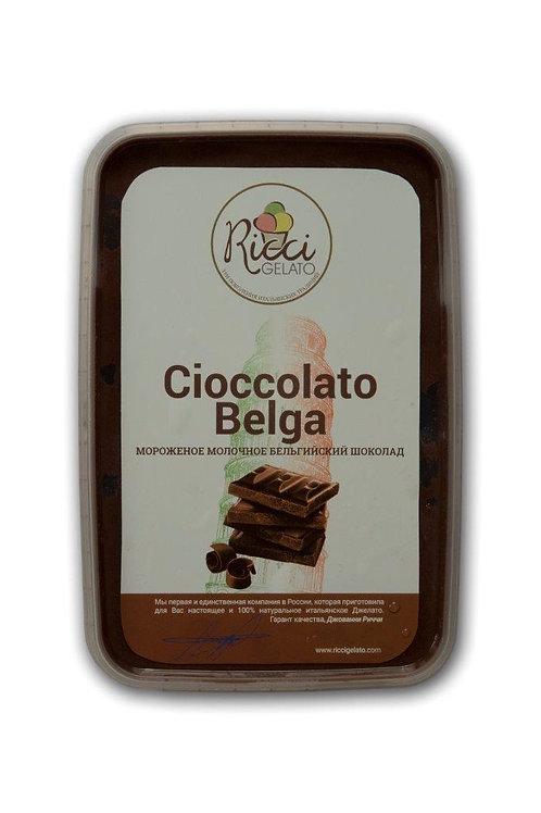 Cioccolato Belga (бельгийский шоколад, контейнер 750 грамм)
