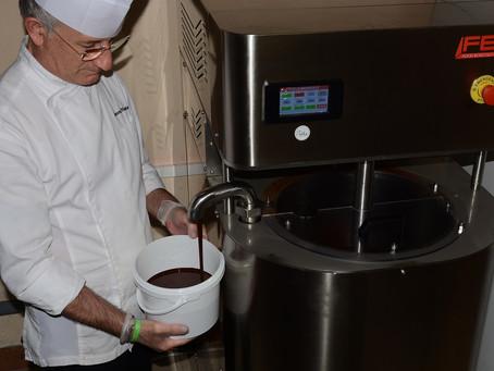 Темный шоколадный крем