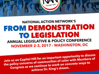 Registration Open for National Action Network's Legislative & Policy Conference