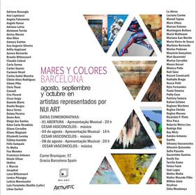 Mares y Colores Barcelona