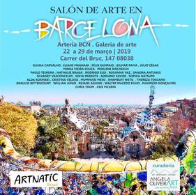 Salon de Arte en Barcelona