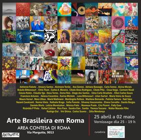 Arte Brasileira em Roma