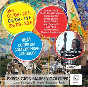 Barcelona - Mares y Colores