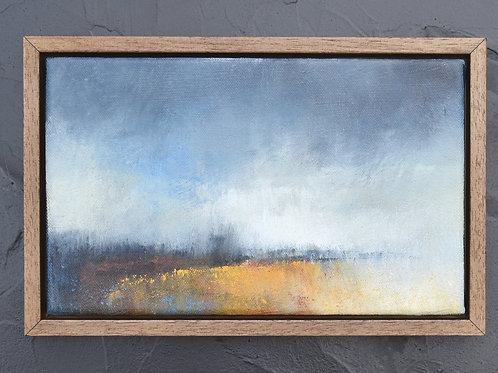 Framed original acrylic painting #1