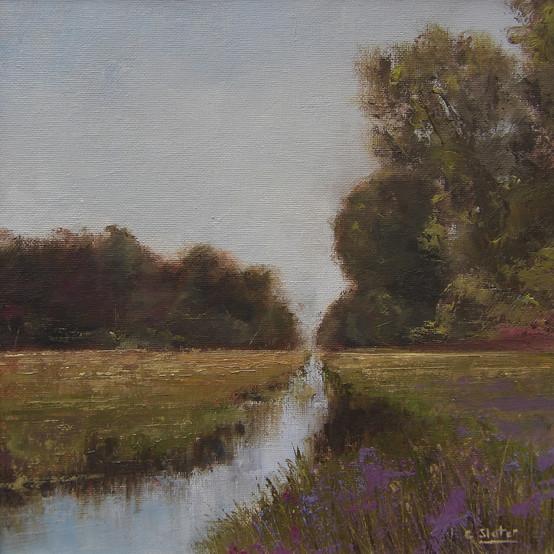 Stream of tranquillity