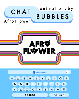 Chat Bubbles Animation