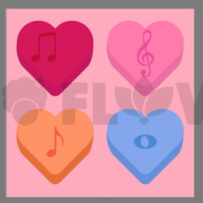 WIP of Valentine's Day Animation - Color Palettes