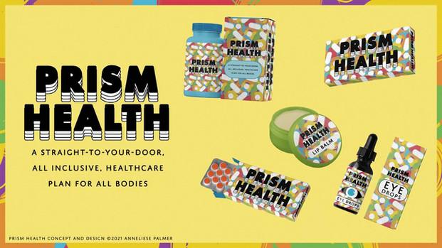 Prism Health Concept