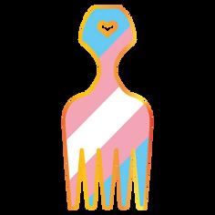 Pride Hair Picks 2019 - Transgender Pride