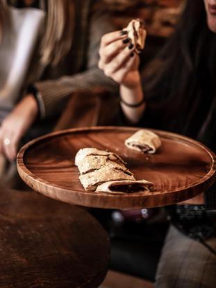 Mirar ¡el Nutella Saj está hecho para ser compartido!
