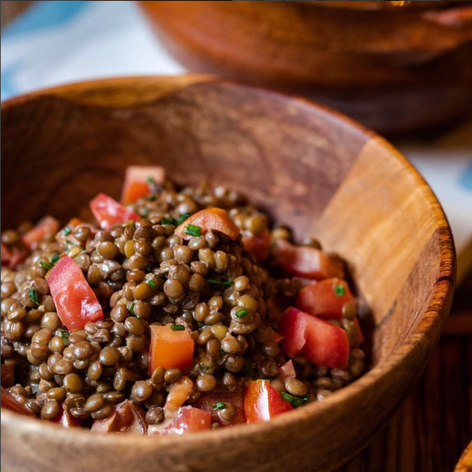 INCREDIBLE LENTIL