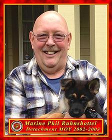 Phil Ruhmshottel MOY 2002-2003 8x10 Temp