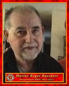 Roger Rueckert Detachment MOY 2011-2012.
