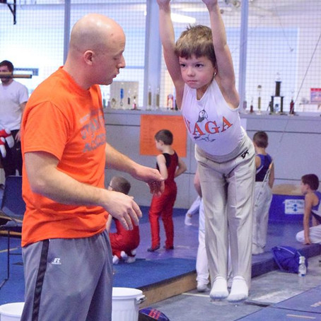 The Y partners with North Atlantic Gymnastics Academy