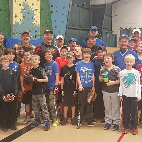 Bob Pisco's Baseball Clinic
