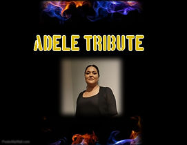 ADELE TRIBUTE - Made with PosterMyWall.j