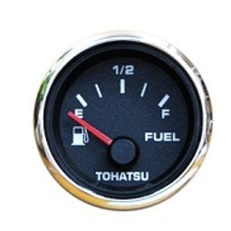 FUEL LEVEL GAUGE - BLACK FACE